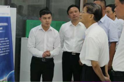 数据宝公司得到了中央政治局委员、中央政法委书记孟建柱等领导的亲切关怀